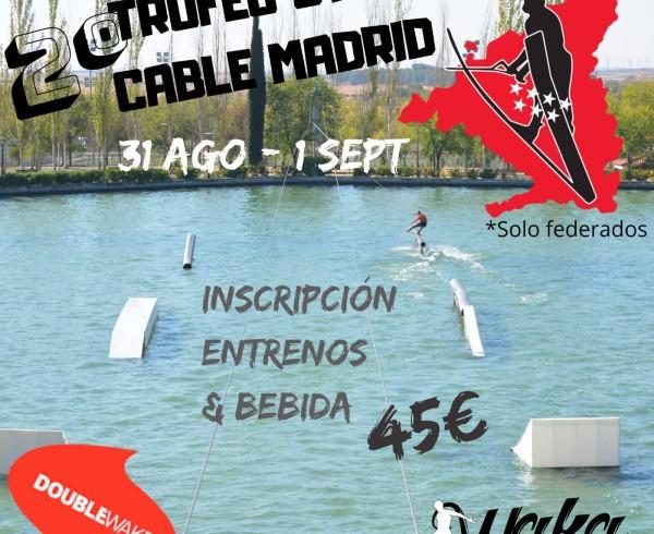 Trofeo de wakeboard star