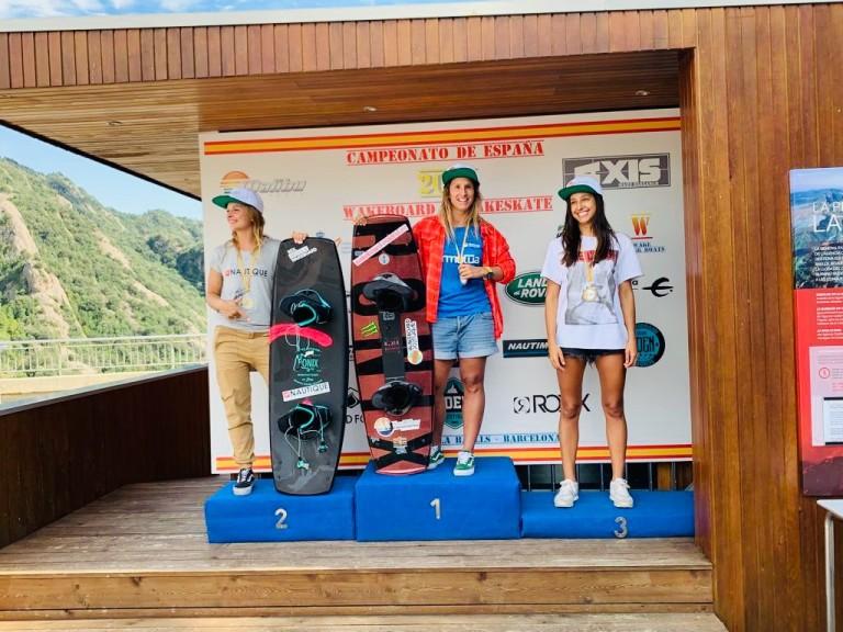 Campeonato de España de wakeboard 2019